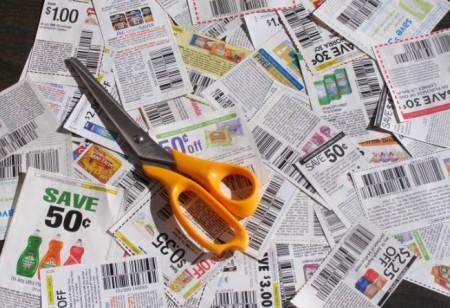 ciseaux coupons économiser