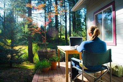 Vous voulez travailler à domicile ? Il vous faut 3 choses :