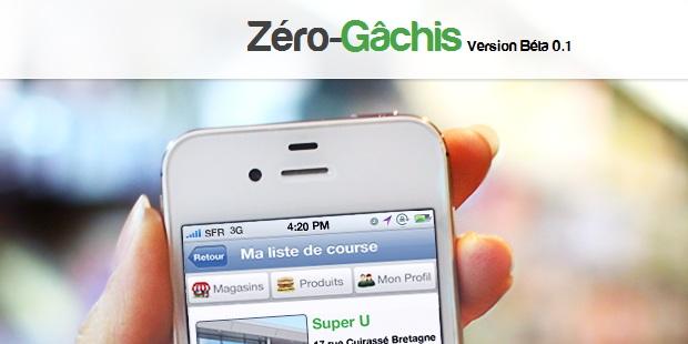 Interview de Christophe Ménez, jeune entrepreneur co-fondateur de Zéro-Gâchis