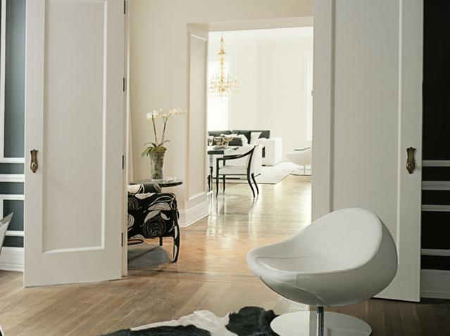 Intérieur appartement New-York