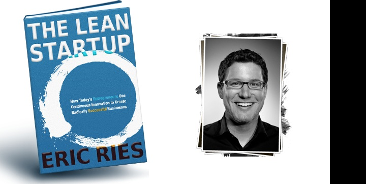 Entrepreneur start-up méthode lean livre