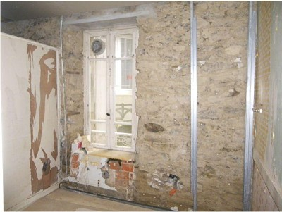 Travaux appartement Brest locatif