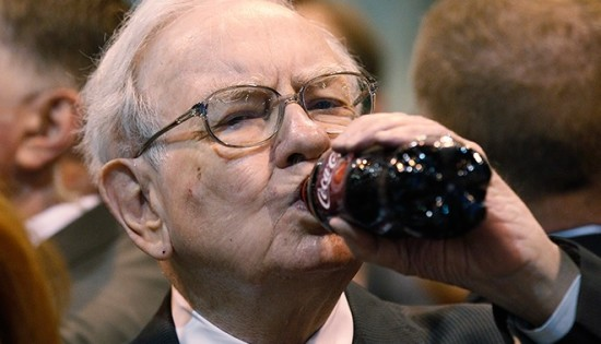 Warren Buffett cola-cola investissement