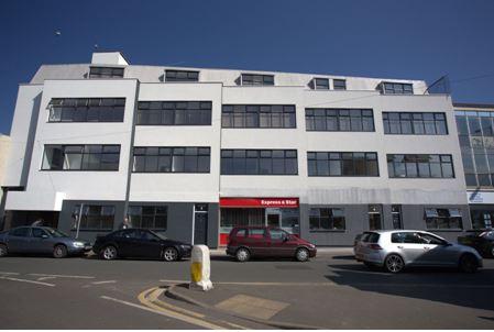 Immeuble de bureaux Londres