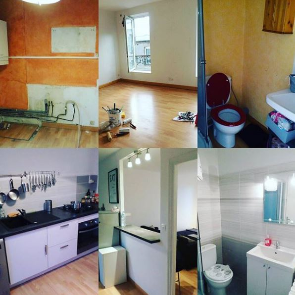 Investissement immobilier meublé T2 brest