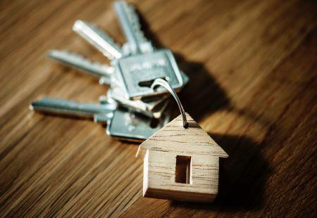 Bien immobilier vendu loué