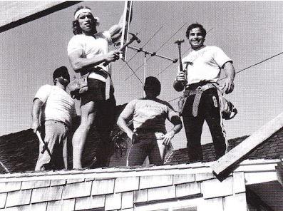 Arnold Schwarzenegger immobilier maçonnerie