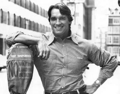 Arnold Schwarzenegger immobilier