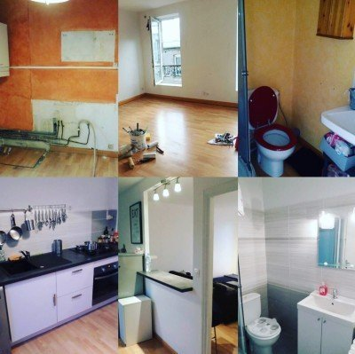 Investissement T2 immobilier photos