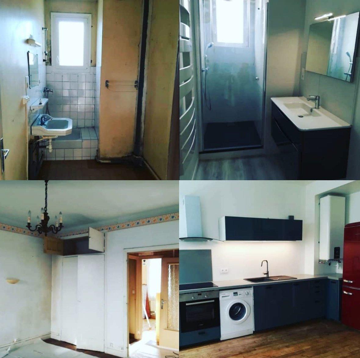 Investissement T2 résidence principale immobilier
