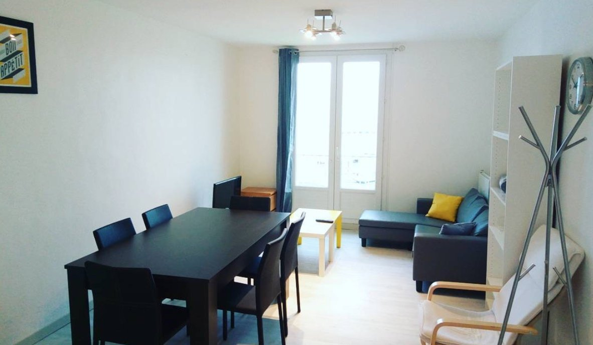 Investissement T3 colocation immobilier