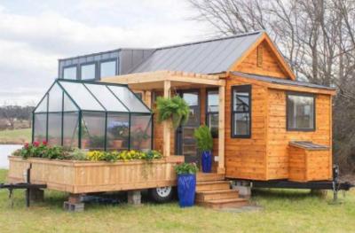 Propriétaire sans hypothèque avant l'âge de 30 ans : Tiny-House, auto-construction…